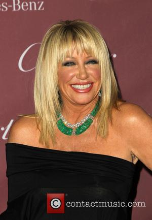 Suzanne Somers - A host of Hollywood's biggest stars were photographed as they arrived at the Palm Springs Film Festival...