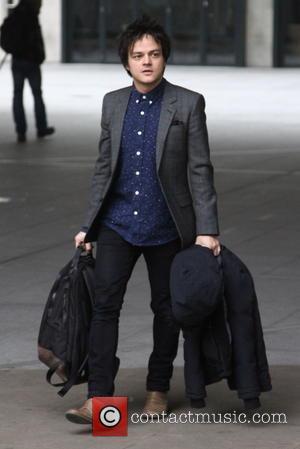 Jamie Cullum - Jamie Cullum leaving BBC House - London, United Kingdom - Sunday 4th January 2015