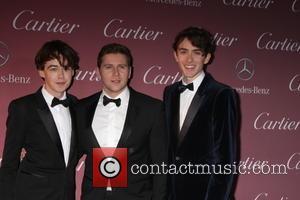 Alex Lawther, Allen Leech and Matthew Beard