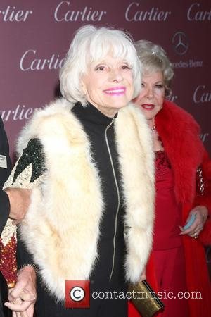 Carol Channing - A host of Hollywood's biggest stars were photographed as they arrived at the Palm Springs Film Festival...