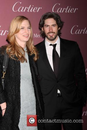 Jason Reitman and Helen Estabrook
