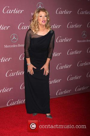 Mary Hart - A host of Hollywood's biggest stars were photographed as they arrived at the Palm Springs Film Festival...