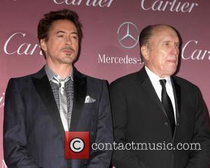 Robert Downey Jr and Robert Duvall