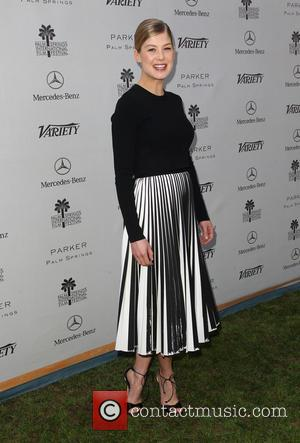 Rosamund Pike - Shots of a host of stars as they attended Variety's Creative Impact Awards and 10 Directors to...