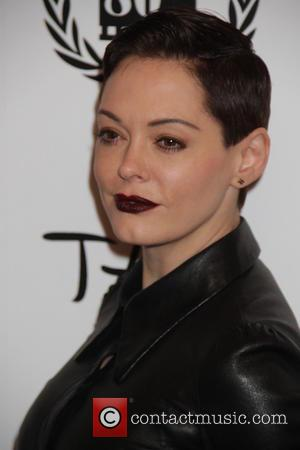 Rose McGowan - A variety of stars were snapped as they arrived at the 2015 New York Film Critic Awards...