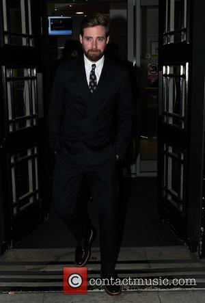 Ricky Wilson - Tom Jones and Ricky Wilson leaving BBC Radio 2 studios - London, United Kingdom - Monday 5th...