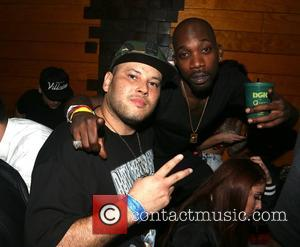 Eli Soto and Stevie Williams - Photo's from the DGK X GPEN launch party which saw American Rapper Master P...