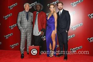 Rita Ora, Ricky Wilson, Will.I.Am and Tom Jones - Photos from the launch of the 4th season of The Voice...