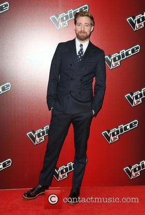 Ricky Wilson - Photos from the launch of the 4th season of The Voice UK which see's Rita Ora join...