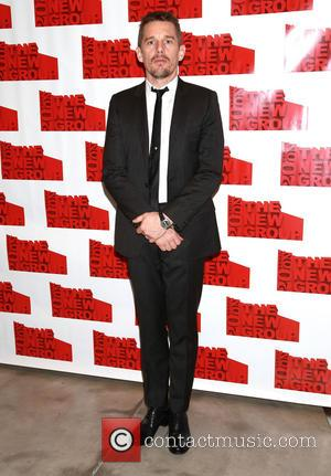 Ethan Hawke - The New Group benefit reading of