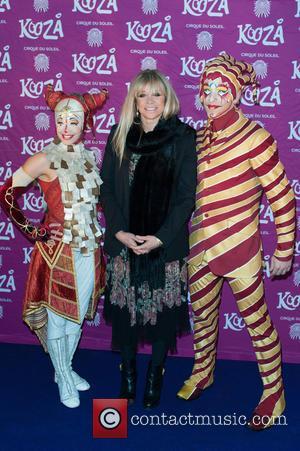 Jo Wood - Cirque du Soleil: Kooza - press night held at the Royal Albert Hall - Arrivals. at Royal...