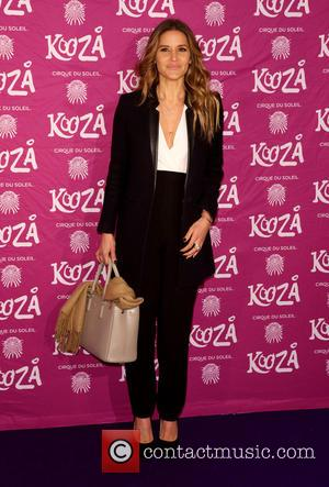 Amanda Byram - Cirque du Soleil: 'Kooza' press night held at the Royal Albert Hall - Arrivals at Royal Albert...