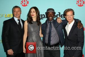 Matt Leblanc, Emmy Rossum, Don Cheadle and William H. Macy