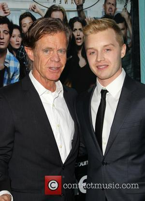William H. Macy and Noel Fisher