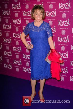 Dame Esther Rantzen - Cirque Du Soleil - 'Kooza' premiere at the Royal Albert Hall - Arrivals at Cirque Du...