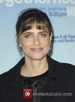 Amanda Peet - The premiere of HBO's 'Togetherness' at Avalon - Los Angeles, California, United States - Tuesday 6th January...