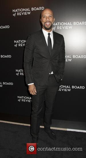 Common - 2014 National Board of Review Gala at Cipriani 42nd Street - Arrivals - New York City, United States...