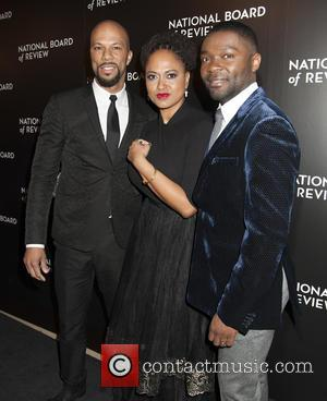 Common, Ava DuVernay and David Oyelowo - 2014 National Board of Review Gala at Cipriani 42nd Street - Arrivals -...
