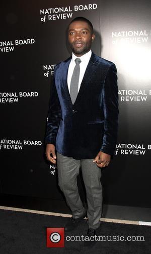 David Oyelowo - 2014 National Board of Review Gala at Cipriani 42nd Street - Arrivals - New York City, United...