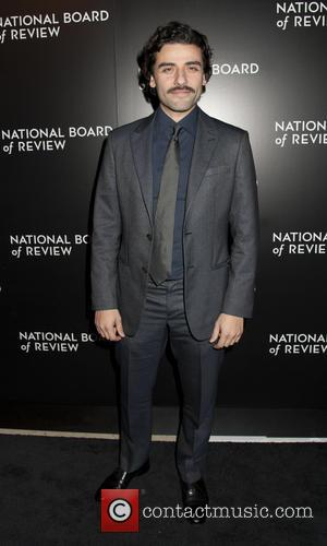 Oscar Isaac - 2014 National Board of Review Gala at Cipriani 42nd Street - Arrivals - New York City, United...