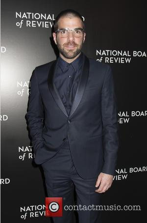 Zachary Quinto - 2014 National Board of Review Gala at Cipriani 42nd Street - Arrivals - New York City, United...