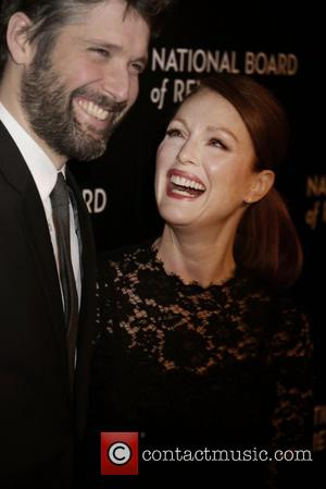 Bart Freundlich and Julianne Moore - 2014 National Board of Review Gala at Cipriani 42nd Street - Arrivals at Cipriani...