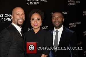 Common, Ava SuVernay and and David Oyelow - 2014 National Board of Review Gala at Cipriani 42nd Street - Arrivals...