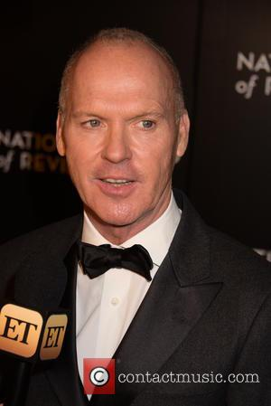 Michael Keaton - 2014 National Board of Review Gala at Cipriani 42nd Street - Arrivals at Cipriani 42nd. - New...