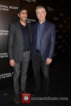 Ramin Bahrani and Steven James - 2014 National Board of Review Gala at Cipriani 42nd Street - Arrivals at Cipriani...