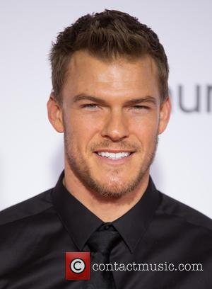 Alan Ritchson - A host of stars were photographed as they arrived for the World premiere of Screen Gems comedy...