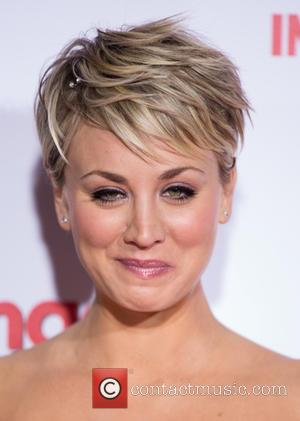 Kaley Cuoco-Sweeting - A host of stars were photographed as they arrived for the World premiere of Screen Gems comedy...