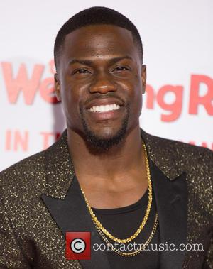 Kevin Hart - A host of stars were photographed as they arrived for the World premiere of Screen Gems comedy...