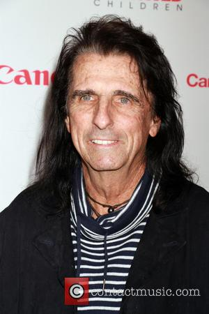 Alice Cooper Regroups Hollywood Vampires For Rio With Perry And Depp