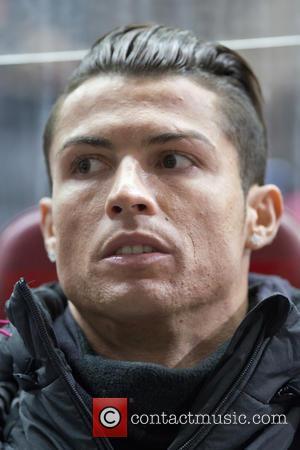 Cristiano Ronaldo - Cristiano Ronaldo of Real Madrid during the Copa del Rey Round of 16 between Club Atletico de...