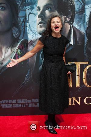 Tracey Ullman - Shots of the stars of the new Disney musical 'Into The Woods' including Meryl Streep, Emily Blunt...