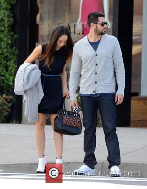 Jesse Metcalfe and Cara Santana - Cara Santana and Jesse Metcalfe out and about in West Hollywood - West Hollywood,...
