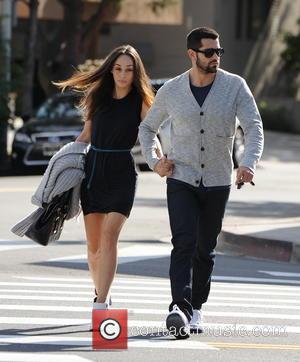 Jesse Metcalfe and Cara Santana
