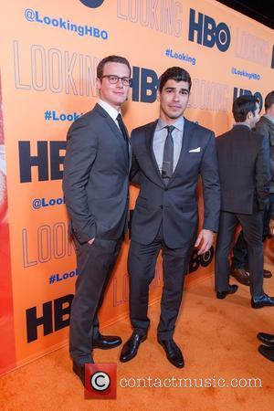 Jonathan Groff and Raul Castillo