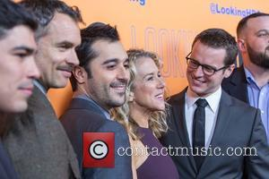 Raul Castillo, Murray Bartlett, Frankie J. Alvarez, Lauren Weedman and Jonathan Groff