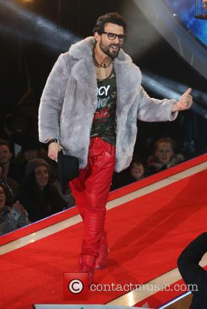 Jeremy Jackson - Shots of the 2015 contestants from Celebrity Big Brother 2015 as they enter in to the house...