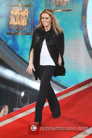 Patsy Kensit - Shots of the 2015 contestants from Celebrity Big Brother 2015 as they enter in to the house...