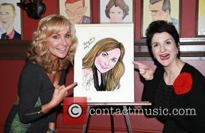 Judy Mclane and Lauren Cohn