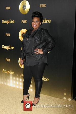 Amber Riley - FOX TV's  Empire premiere event - Arrivals at ArcLight Cinerama Dome Theater - Los Angeles, California,...