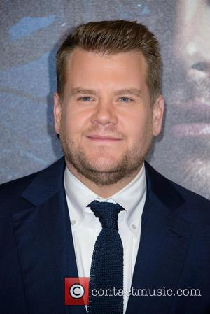 James Corden - Shots of the stars of the new Disney musical 'Into The Woods' including Meryl Streep, Emily Blunt...