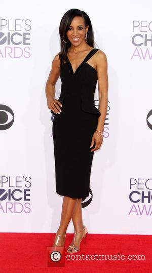 Shaun Robinson - The 41st Annual People's Choice Awards at Nokia Theatre LA Live - Arrivals at Nokia Theatre L.A....