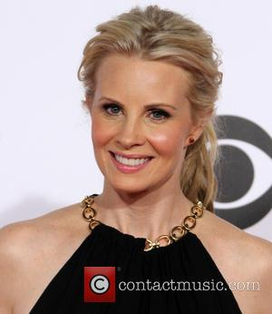 Monica Potter - The 41st Annual People's Choice Awards at Nokia Theatre LA Live - Arrivals at Nokia Theatre L.A....