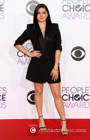 Ariel Winter - The 41st Annual People's Choice Awards at Nokia Theatre LA Live - Arrivals at Nokia Theatre L.A....