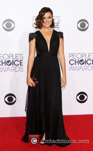 Cote de Pablo - The 41st Annual People's Choice Awards at Nokia Theatre LA Live - Arrivals at Nokia Theatre...