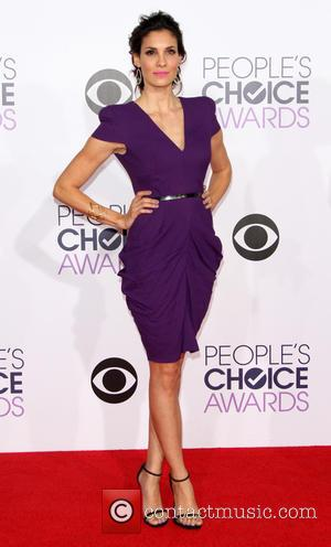 Daniela Ruah - The 41st Annual People's Choice Awards at Nokia Theatre LA Live - Arrivals at Nokia Theatre L.A....