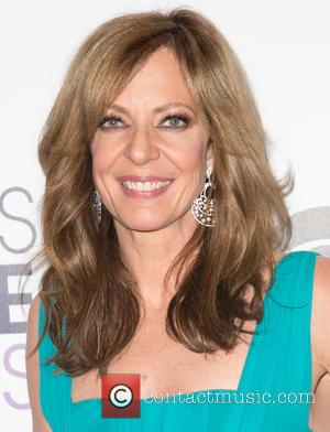 Allison Janney - The 41st Annual People's Choice Awards - Press Room at Nokia Theatre L.A. Live, Annual People's Choice...